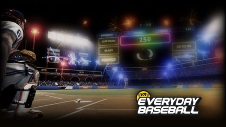 Everyday Baseball VR Game
